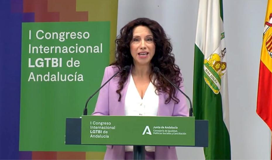 Andalucía, referente en igualdad de derechos LGTBI