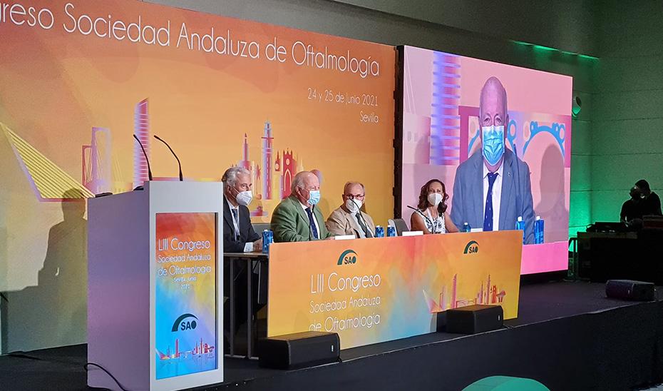 Congreso de la Sociedad Andaluza de Oftalmología