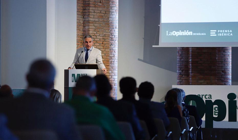 Bendodo resalta la fuerza del ecosistema digital de Málaga