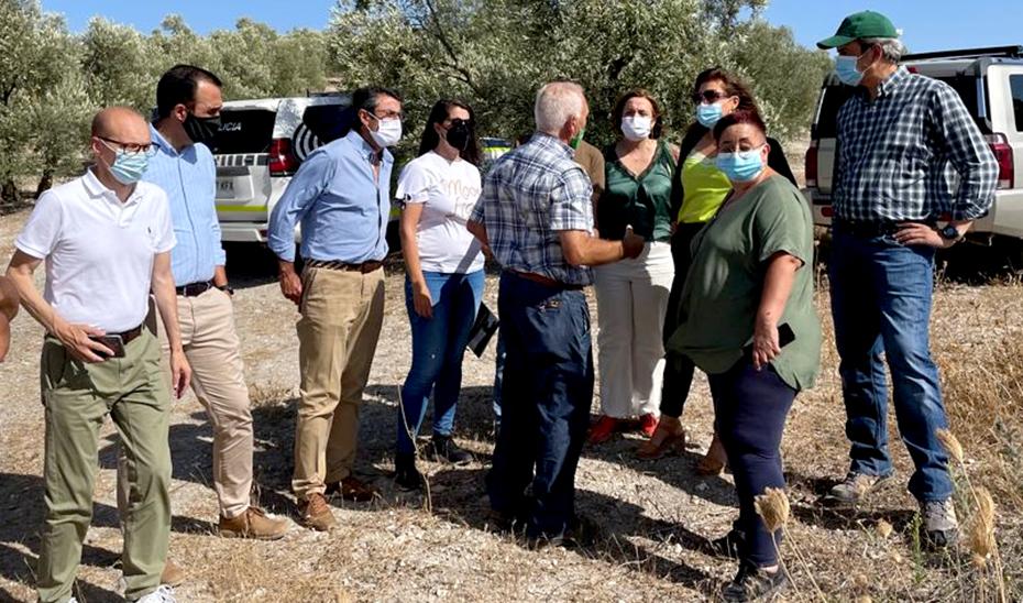 Crespo aplaude la contribución de la caza a la conservación