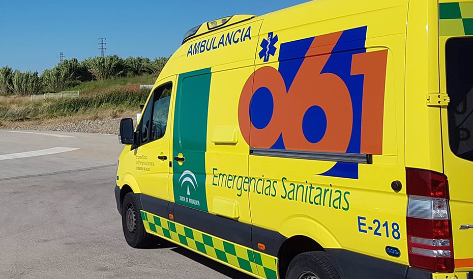 Fallece una persona y otras siete resultan heridas en un accidente en la A-4 en Dos Hermanas