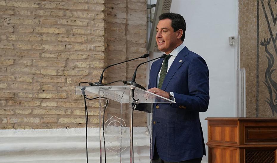 Intervención del presidente en la firma para la Base Logística del Ejército de Tierra en Córdoba