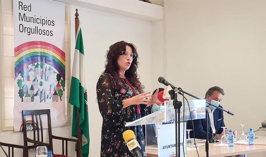 Ruiz clausura el III Encuentro de la Red de Municipios Orgullosos
