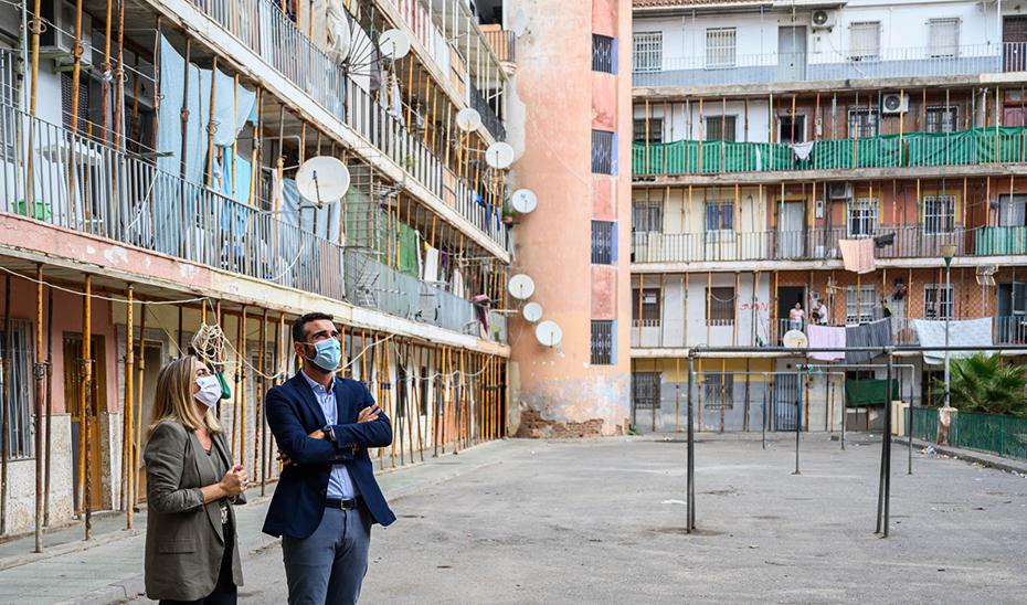 Convenio para la rehabilitación de viviendas en Almería