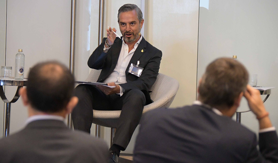 Juan Bravo participa en la Tax Global Meeting 2021
