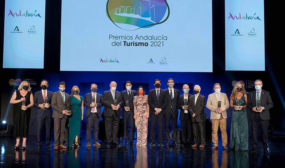 Gala de los Premios de Turismo 2021