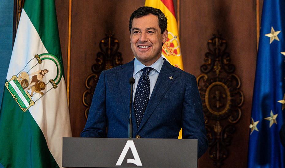 Intervención del presidente tras la reunión con el alcalde de Granada