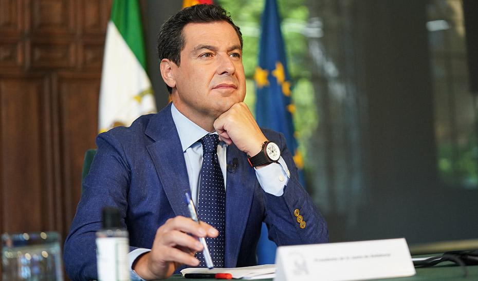 Moreno propone a Bruselas esfuerzos para mejorar las infraestructuras en zonas rurales e impulsar su transformación digital