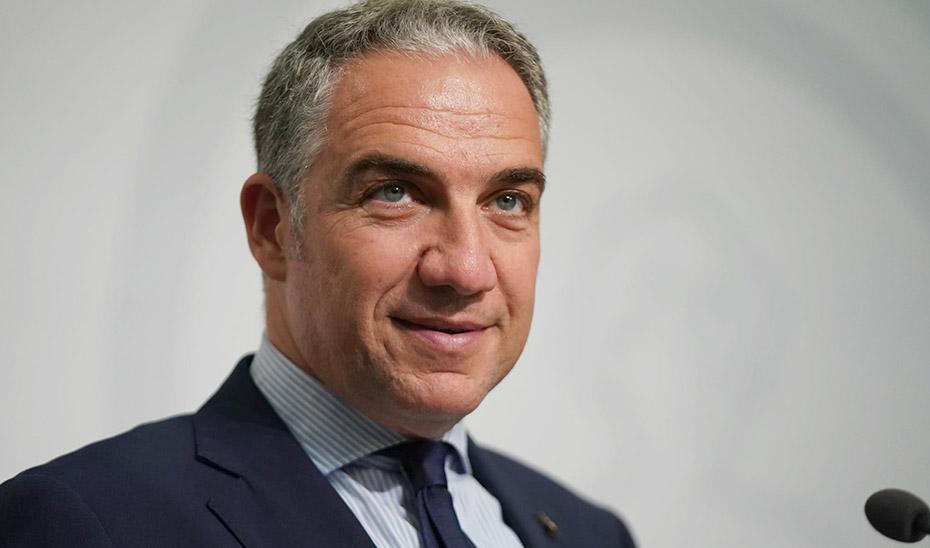 El portavoz del Gobierno andaluz informa de las próximas inversiones en infraestructuras hidráulicas