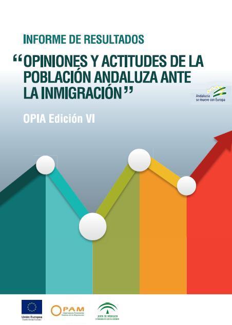 Portada Informe Anual Andalucía e Inmigración 2010
