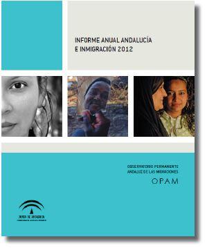 Portada Informe Anual Andalucía e Inmigración 2012