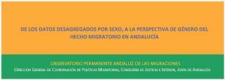 Informe del Observatorio Andaluz de las Migraciones