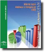 Portada Informe Anual Andalucía e Inmigración 2009