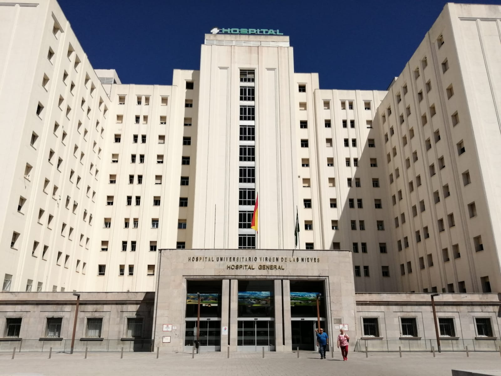 """CCOO denuncia """"la falta de seguridad"""" en el hospital Virgen de las Nieves"""