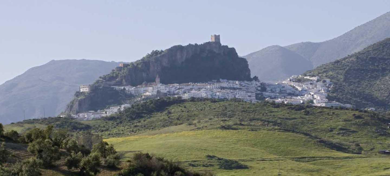 Guía del patrimonio cultural de Andalucía