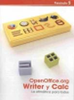 OpenOffice.org Writer y Calc