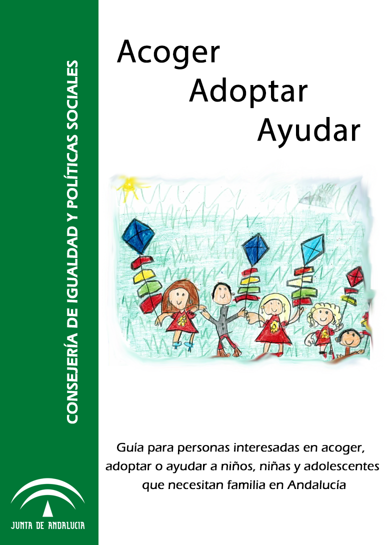 Portada Acoger, adoptar, ayudar.