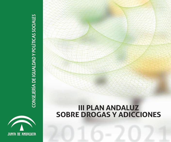 Portada III Plan de Drogas y Adicciones