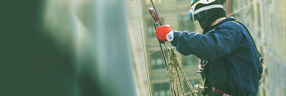 Caídas de altura, un riesgo en todas las empresas
