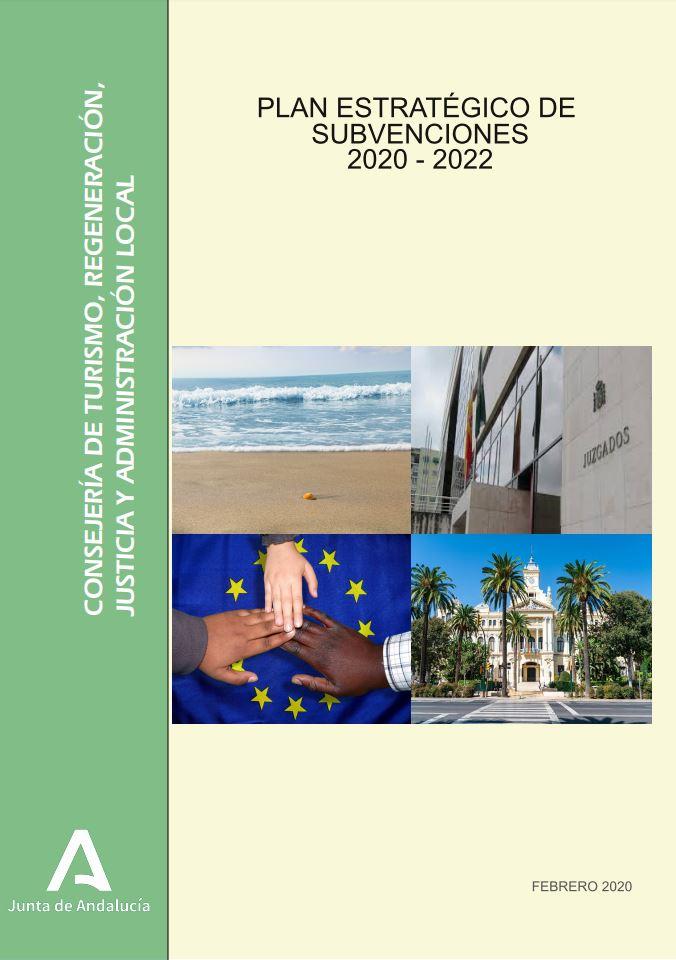 Plan Estrategico de Subvenciones 2020-2022