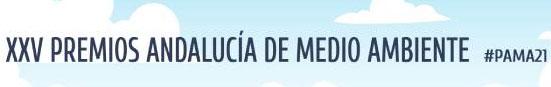 XXV PREMIOS ANDALUCÍA DE MEDIO AMBIENTE