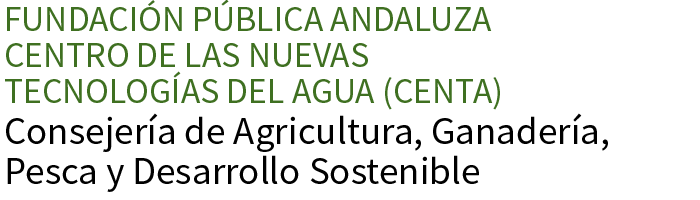 Fundación Pública Andaluza Centro de las Nuevas Tecnologías del Agua (CENTA)