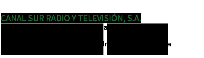 Canal Sur Radio y Televisión, S.A.