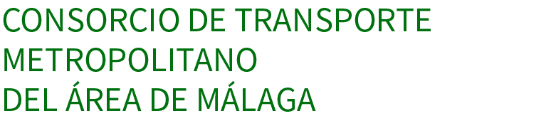 Consorcio de Transporte Metropolitano del Área de Málaga