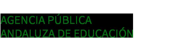 Agencia Pública Andaluza de Educación