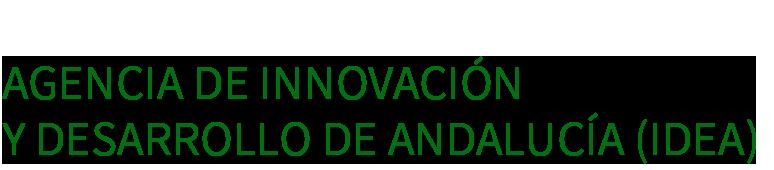 Web oficial - Agencia de Innovación y Desarrollo de Andalucía (IDEA)