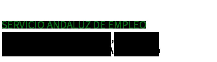 Web oficial - Servicio Andaluz de Empleo