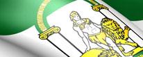 Bandera Junta de Andalucía